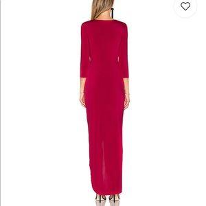 Lovers + Friends Dresses - Lovers + Friends Sundance Maxi Dress XS Raspberry